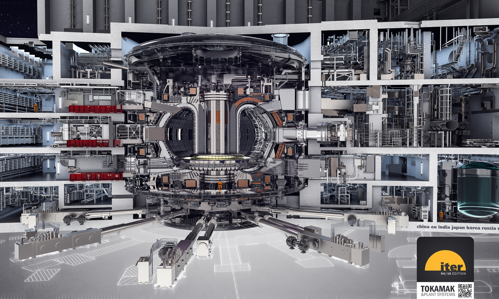 ITER Tokamak and plant systems 2016