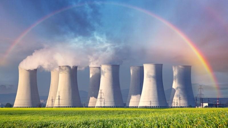 Nuclear Power under the Rainbow